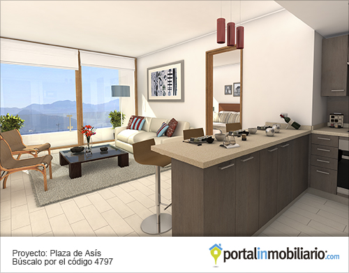 Tips de decoración para el living-comedor - Fotos e ideas - 21197