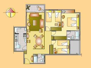 Dibujo de proyectos ingenieria civil unefab unidad 2 for Plantas de arquitectura