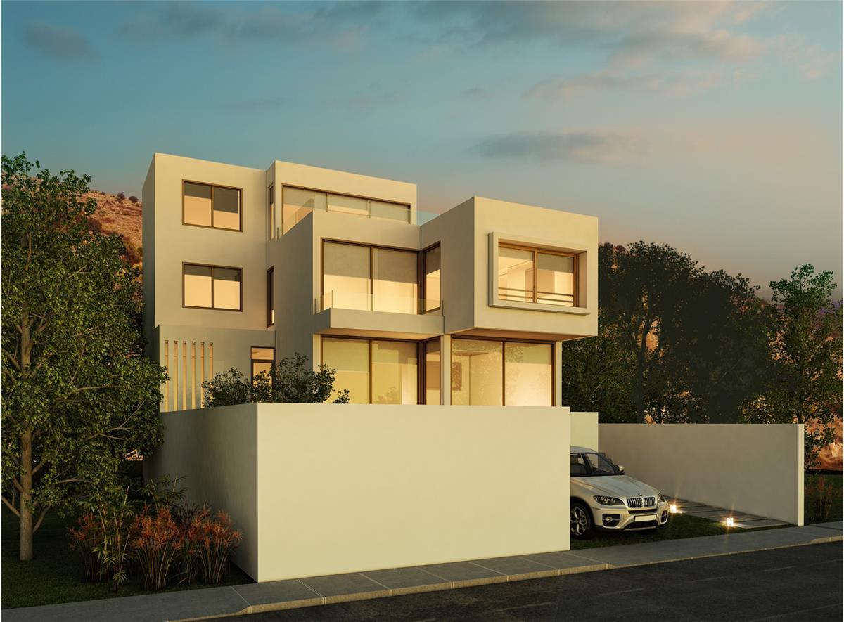 Proyecto casas de la laguna casa en venta camino la - Casas en la laguna ...