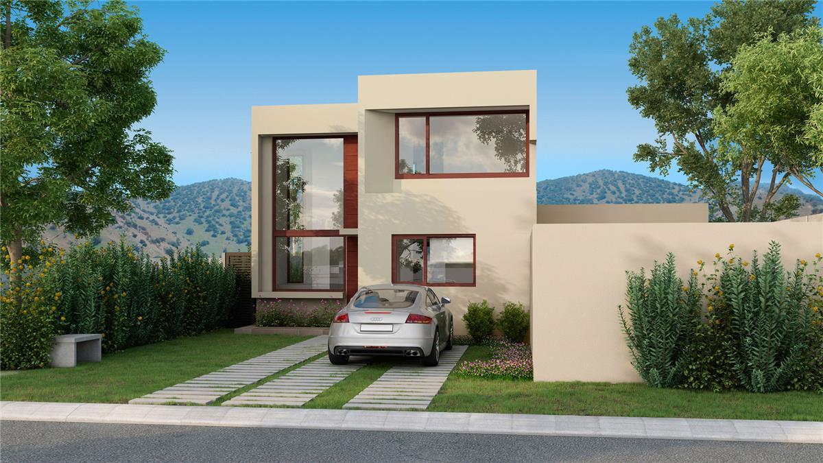 Proyecto condominio peumay n casa en venta san luis s n for Casas en condominio