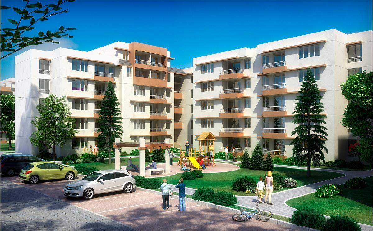 proyecto condominio jard n urbano iii departamento en
