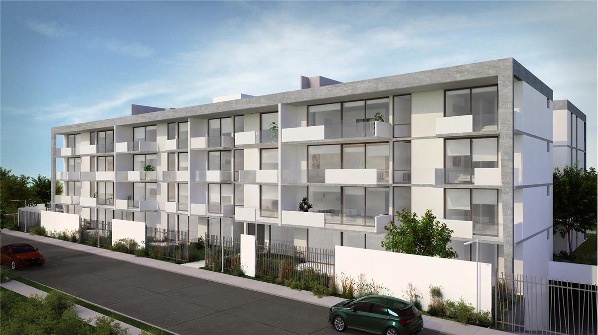 Proyecto edificio el rodeo departamento en venta los for Proyecto oficina