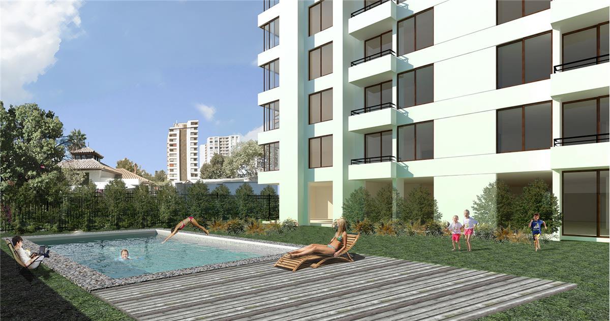 Proyecto icalma cuarta avenida departamento en venta for Go fit piscinas san miguel telefono