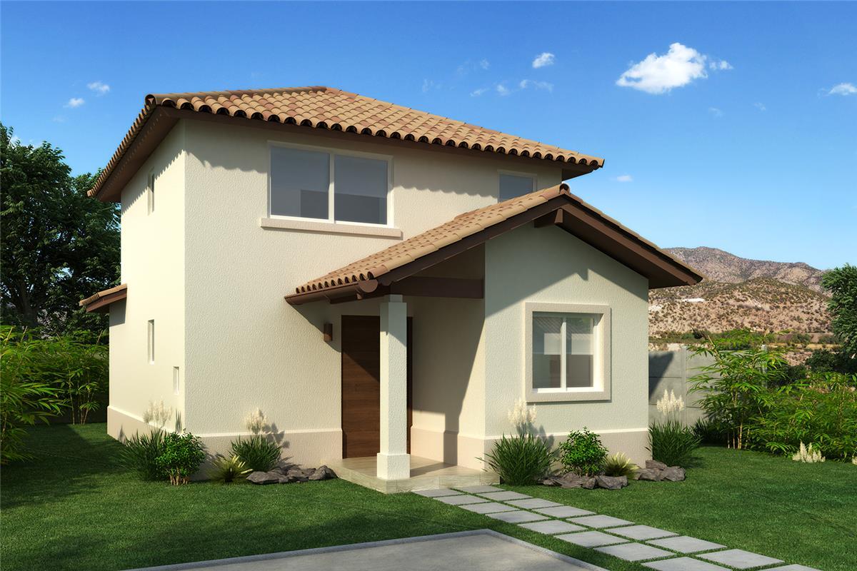 Proyecto laguna ayres de chicureo casa en venta santa for Proyectos casas nueva
