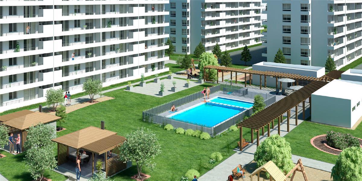 Proyecto terrados de kennedy departamento en venta for Terrazas de kennedy