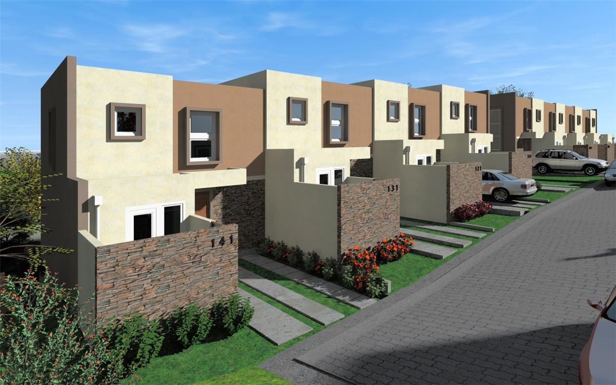 Proyecto barrio franc s condominio marsella casa en for Casas en condominio