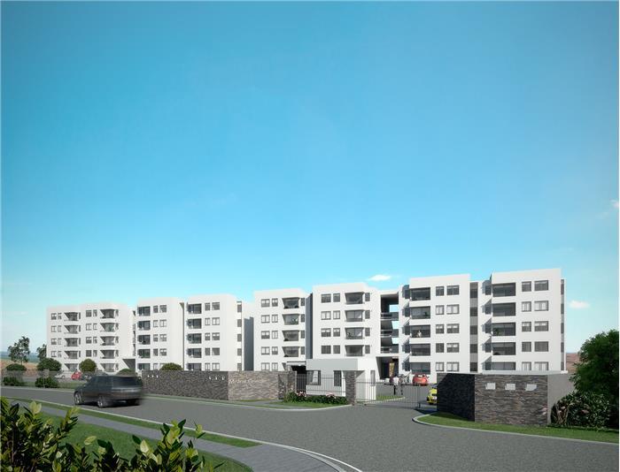 Proyecto condominio mistral oriente departamento en for Calle mistral