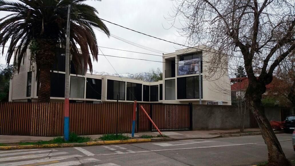 proyecto alsino townhouses casa en venta pedro prado On calle pedro prado macul