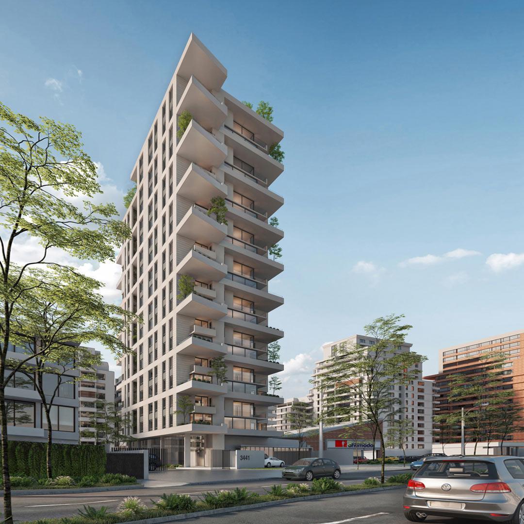 Proyecto casa vitacura departamento en venta avenida vitacura 3441 vitacura - Apartamentos avenida ...
