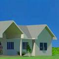 Casa estilo Georgean