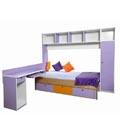 Conjunto Dormitorio 1 1/2 pza.