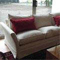 Sofá tapizado mas tapiz
