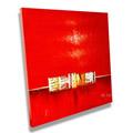 Cuadro Oleo Rosso 01