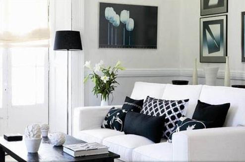 El living, el espacio central del hogar