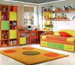 Conjunto dormitorio infantil