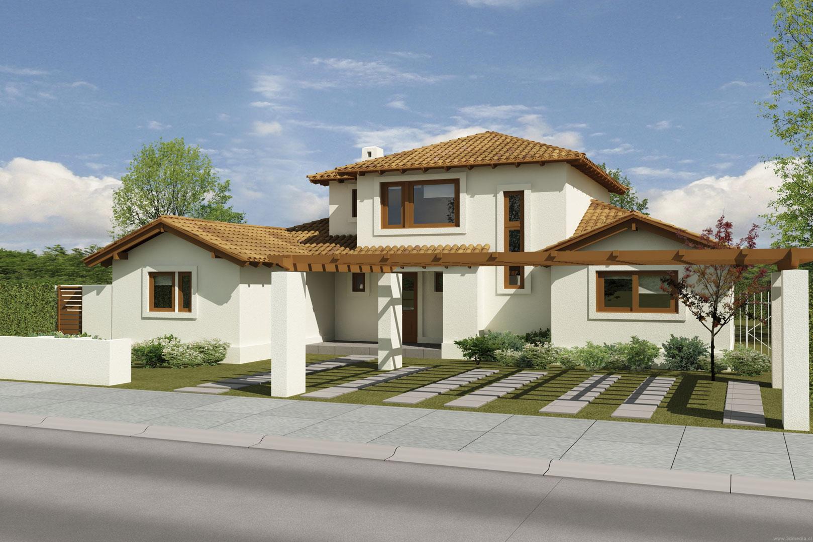 Proyectos en colina for Constructora casa